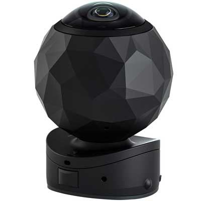 Image of 360Fly Panoramic 360 Degree Action Camera