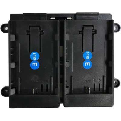 TVLogic Battery Bracket for VFM-058W - Canon E6