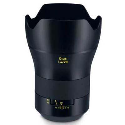 Zeiss 28mm f1.4 Otus Lens – Nikon Fit