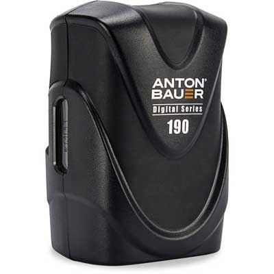 Image of Anton Bauer Digital V190 Battery