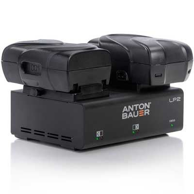 Image of Anton Bauer LP2 Dual V-Mount Charger