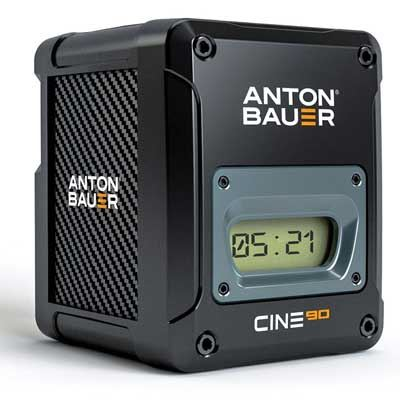 Image of Anton Bauer Cine 90 V-Mount Battery