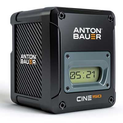 Image of Anton Bauer Cine 150 V-Mount Battery