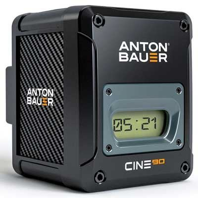 Image of Anton Bauer Cine 90 Gold Mount Battery