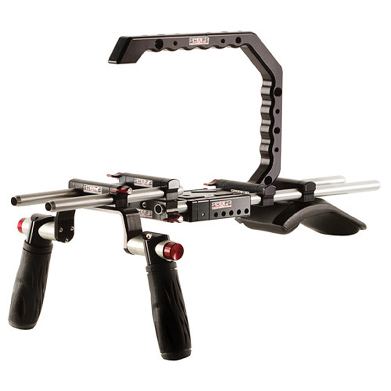 Image of Shape Paparazzi Handle Kit for C100/300/500