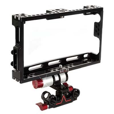 Shape Cage with 15mm Rod Mount for Atomos Shogun + Assassin