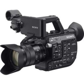 Sony PXW-FS5K 4K Professional Camcorder with 18-105mm