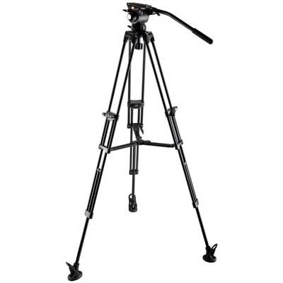 E-Image Tripod GH03 with GA752 and Mid Spreader