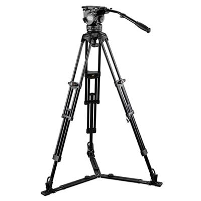 E-Image Tripod GH15 with GC102 and Adjustable Mid/Floor Spreader