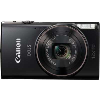 Canon IXUS 285 HS Digital Camera  Black