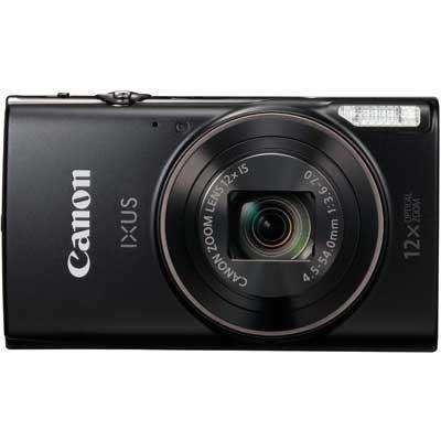 Image of Canon IXUS 285 HS Digital Camera - Black