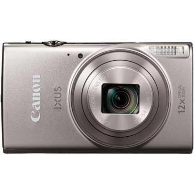 Canon IXUS 285 HS Digital Camera - Silver