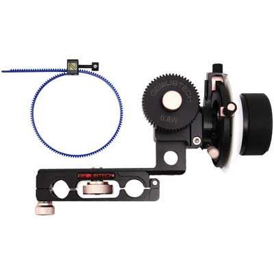 Genus Bravo Follow Focus MK3 with 0.8W Pitch Gear and G-FG Lens Gear