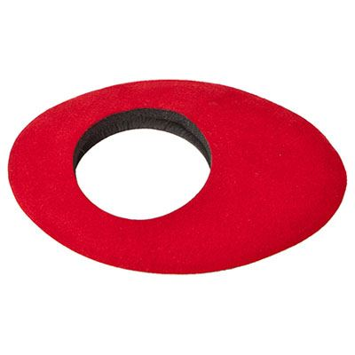 Image of Cineroid Soft Eyecup cover (Red) for EVF