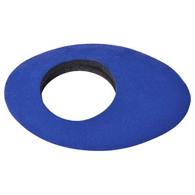 Image of Cineorid Soft Eyecup cover (Blue) for EVF