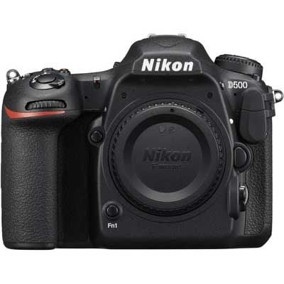 Nikon D500 Digital SLR Camera Body