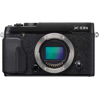 Fujifilm X-E2S Digital Camera Body - Black