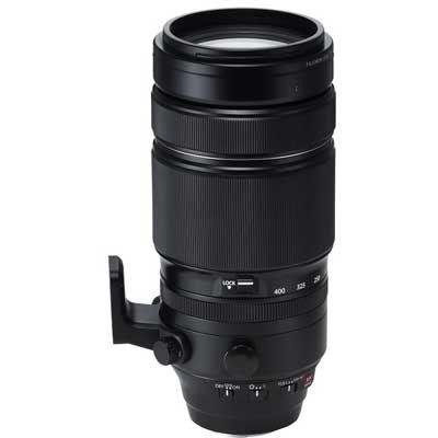 Fujifilm 100-400mm f4.5-5.6 R LM OIS WR Fujinon Lens