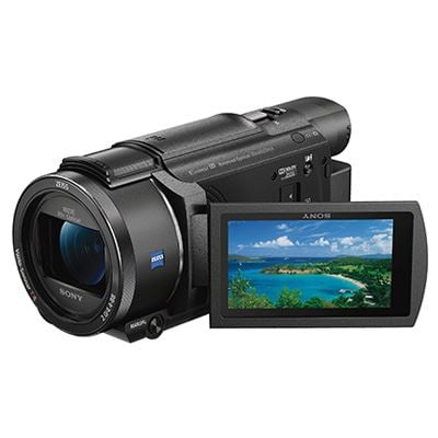 Image of Sony FDR-AX53 4K Camcorder