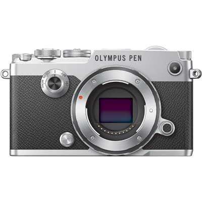 Olympus PENF Digital Camera Body  Silver