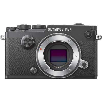 Olympus PEN-F Digital Camera Body - Black