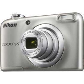 Nikon Coolpix A10 Digital Camera - Silver