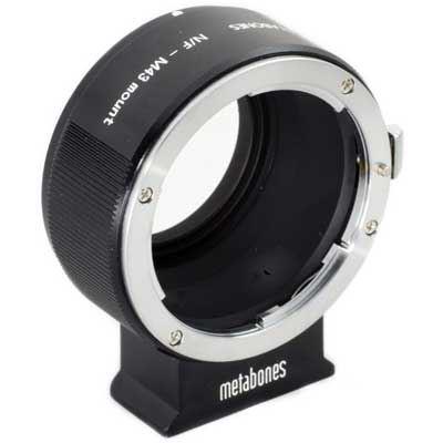 Image of Metabones Adapter - Nikon F to Micro Four Thirds II