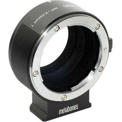 Image of Metabones Adapter - Nikon F to Fujifilm X