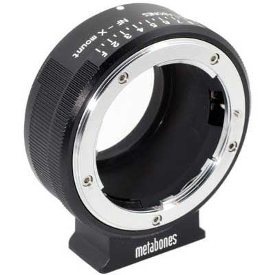 Image of Metabones Adapter- Nikon G to Fujifilm X