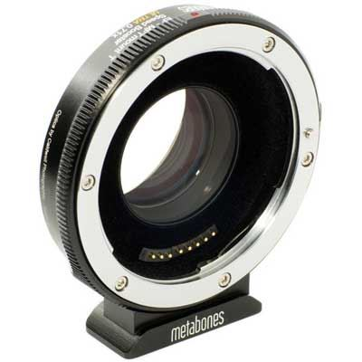 Metabones Speed Booster Ultra - Canon EF to Micro Four Thirds