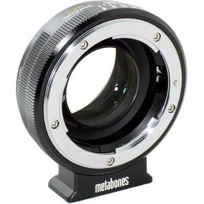 Metabones Speed Booster Ultra - Nikon G to E mount