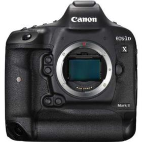 Canon EOS 1D X Mark II Digital SLR Camera Body