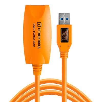 TetherTools TetherPro USB 3.0 Active Extension Cable - 5m