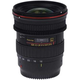 Tokina 12-28mm f4 AT-X PRO DX V Lens - Canon Fit