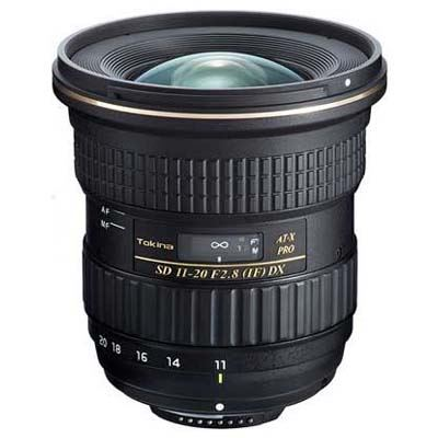 Tokina 1120mm f2.8 ATX PRO DX Lens  Nikon Fit