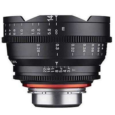 Samyang 14mm T3.1 XEEN Cine Lens -  Nikon Fit