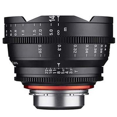 Samyang 14mm T3.1 XEEN Cine Lens -  PL Mount