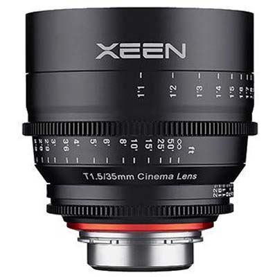 Image of Samyang 35mm T1.5 XEEN Cine Lens - PL Mount