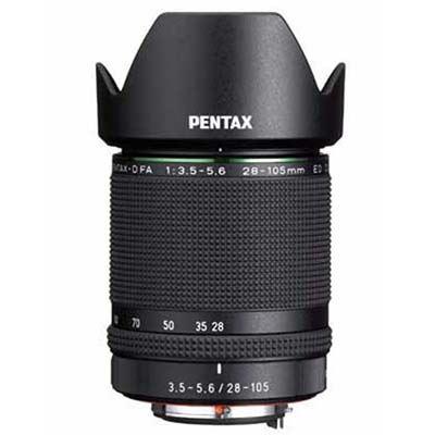 Pentax 28-105mm f3.5-5.6 D FA ED DC WR Lens