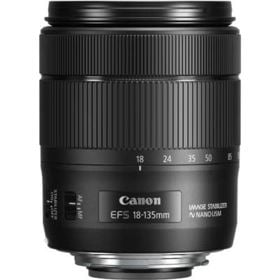 Canon EF-S 18-135mm f3.5-5.6 IS Nano USM Lens