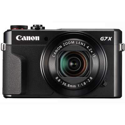 Image of Canon PowerShot G7 X Mark II Digital Camera