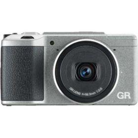 Ricoh GR II Digital Camera Silver Edition