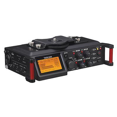 Tascam DR70D Recorder for DSLR Cameras