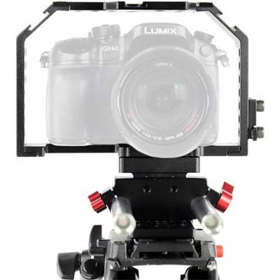 Kamera Honu Cage With Rod Holder for GH4 / A7S
