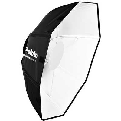 Profoto Off Camera Flash Beauty Dish White