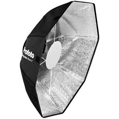 Click to view product details and reviews for Profoto Off Camera Flash Beauty Dish Silver.