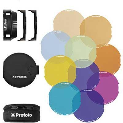 Profoto Off Camera Flash Colour Gel Starter Kit
