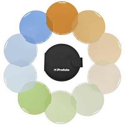 Profoto Off Camera Flash Colour Correction Gel Pack