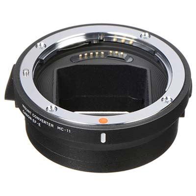 Sigma MC-11 Mount Converter - Canon EF to Sony E Mount