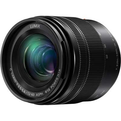 Panasonic 1260mm f3.55.6 LUMIX G VARIO POWER O.I.S Micro Four Thirds Lens